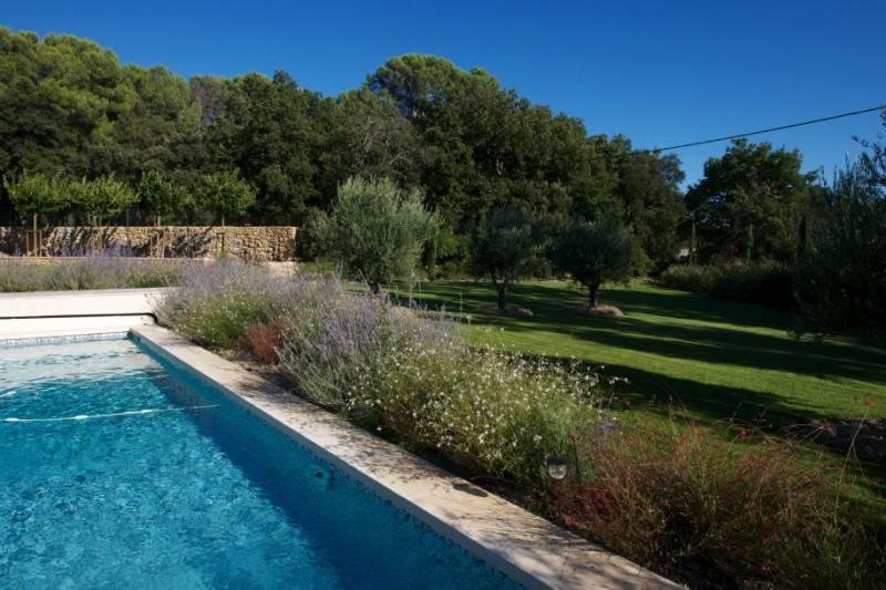 Maitre d 39 oeuvre a rognes 13 paca paysagiste pour am nagement ext rieur aix en provence - Piscine bassin exterieur aixen provence ...
