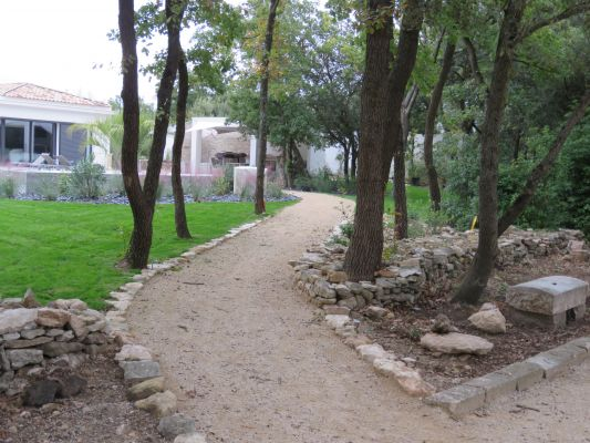 Artisan paysagiste exp riment autour d 39 aix en provence alexandre seimandi paysagiste - Recuperar jardin aixen provence ...