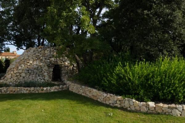Aménager son jardin avec mur en pierres Lambesc 13410 - Alexandre ...